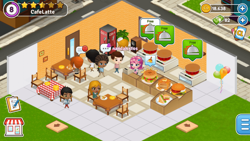 CafeLand World Kitchen Guide