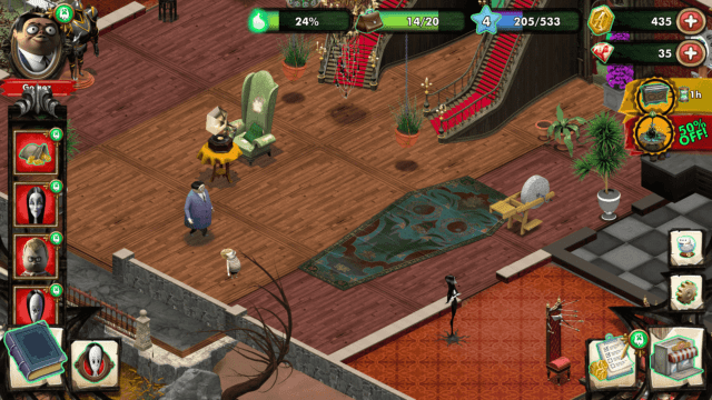 How to Play Addams Family Mystery Mansion: Tips and Tricks for Beginners