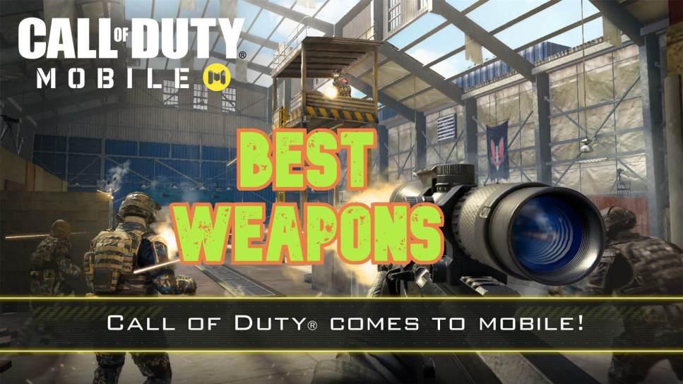 Call of Duty Mobile: Best Guns