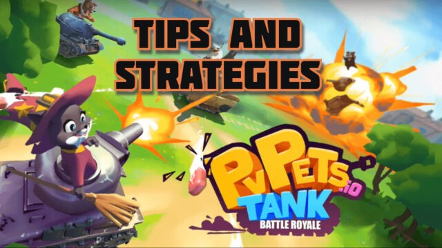 PVPets: Tank Battle Royale Guide – Tips and Strategies for Beginners