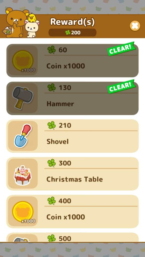Get tools from the Picnic event