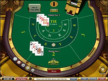Playing Baccarat Online - PlayOnlineCasinoGames.net