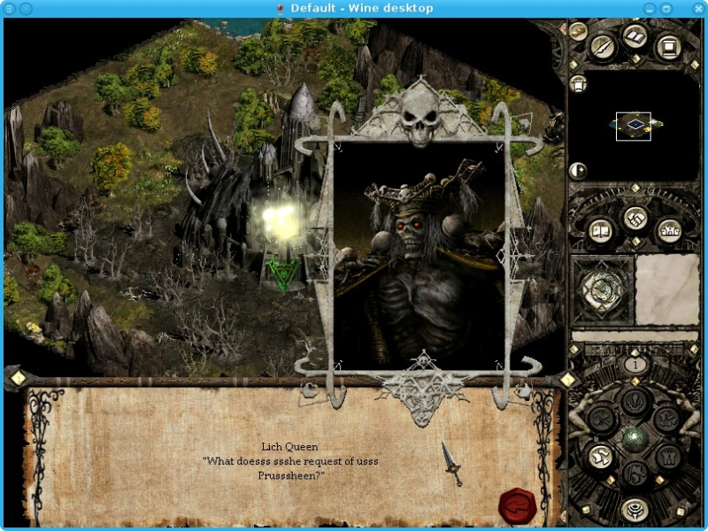 Good Old Games Disciples 2 Gold PlayOnLinux Run Your Windows Applications On Linux Easily