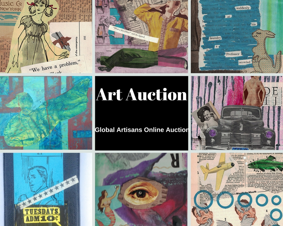 art auction Archives - Play on Words Design