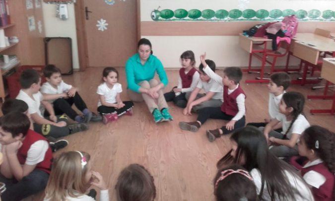 Curs de teatru in scoala