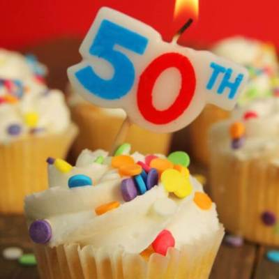 50th Birthday Party Ideas and Games