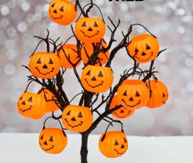 Halloween Trick Or Treat Tree