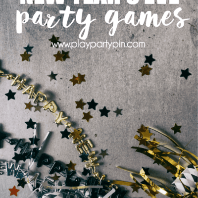 20 Great New Year's Games