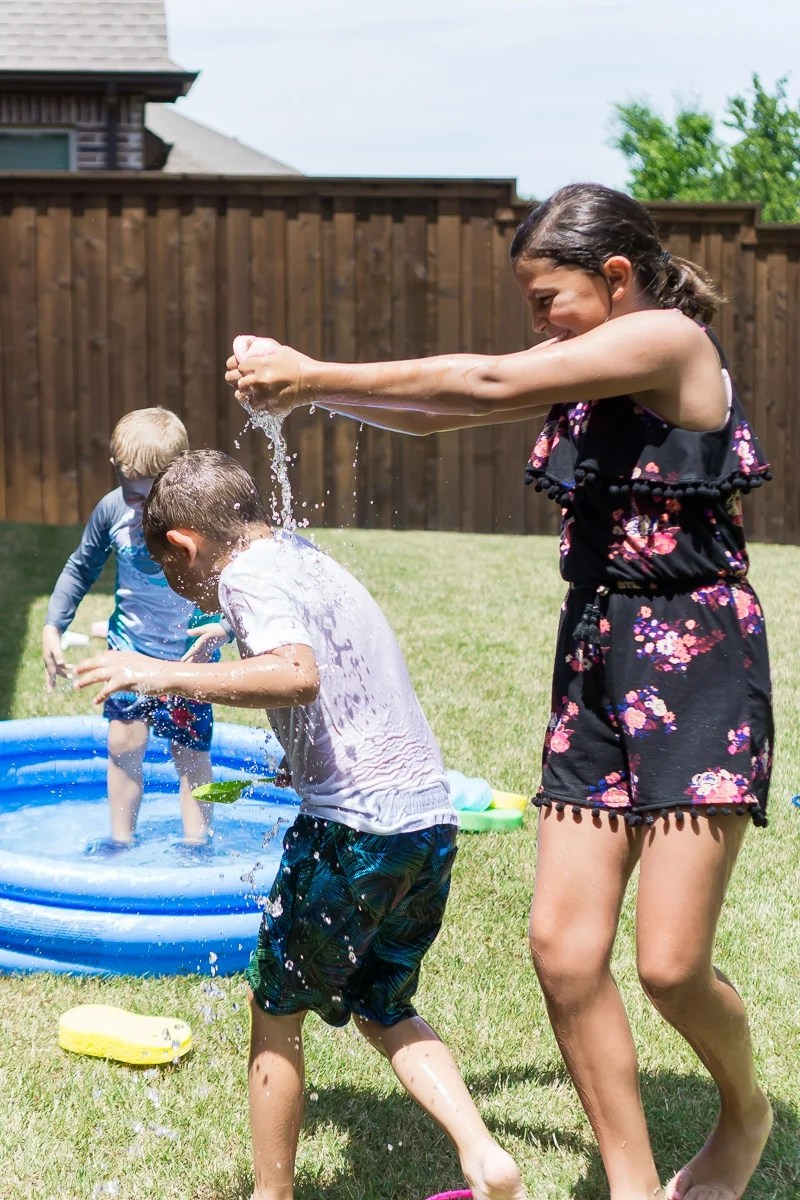 The Ultimate List of Water Games for Kids and Adults   Play Party Plan Water games just to get wet