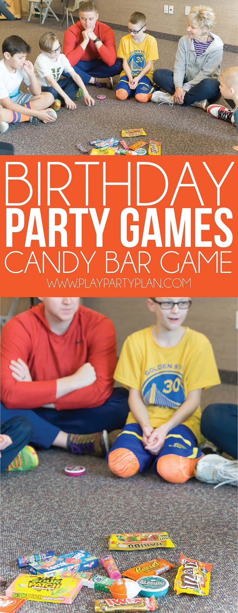 Hilarious Birthday Party Games For Kids & Adults
