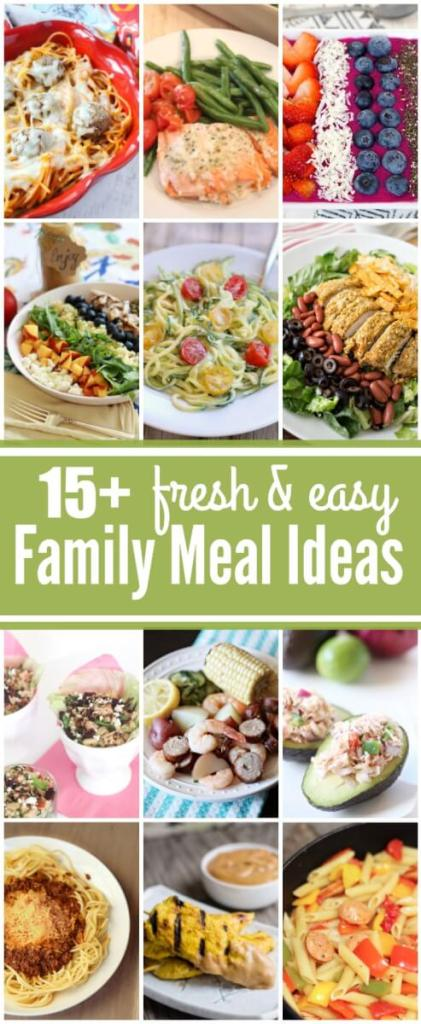 15 fresh and healthy meals that are perfect for the new year!