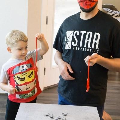 21 Super Superhero Party Games
