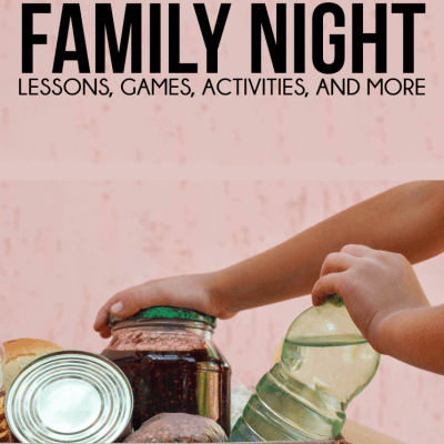Hungry to Help Service-Themed Family Night