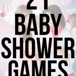 20 Super Fun Baby Shower Games Play Party Plan