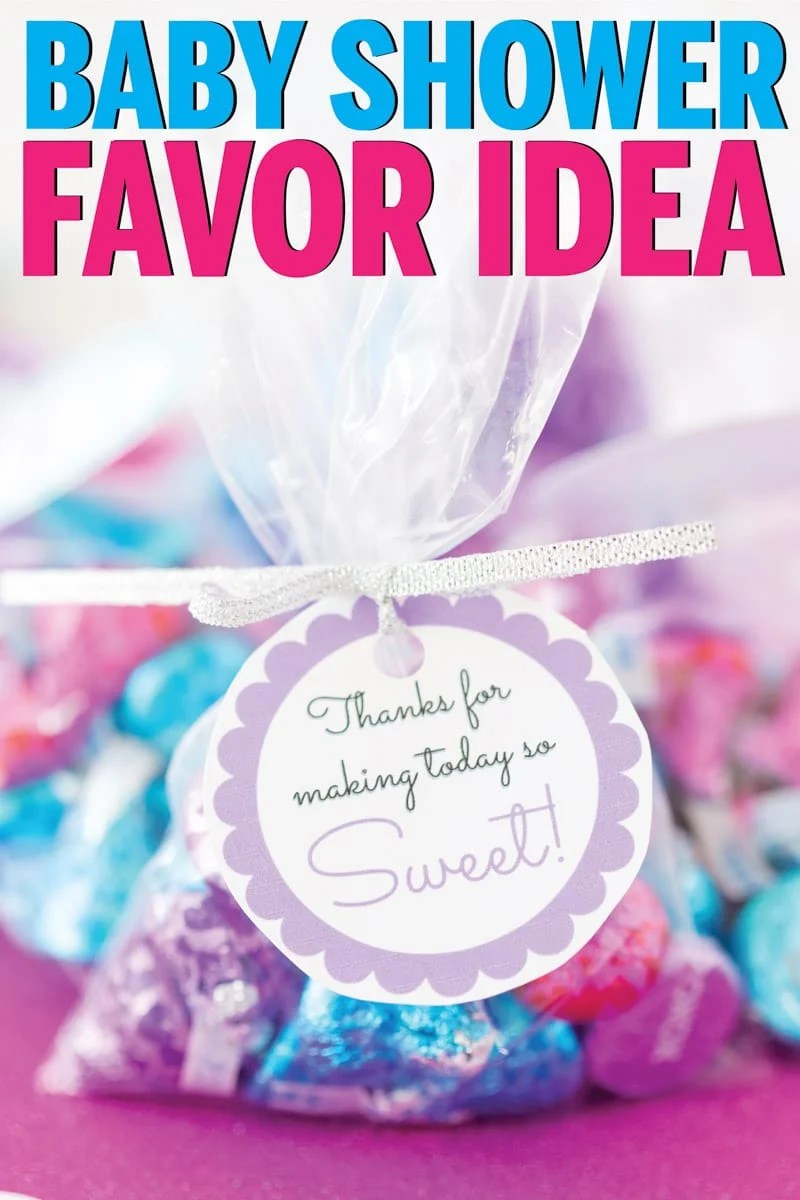 Free Printable Baby Shower Favor Tags In 20 Colors Play