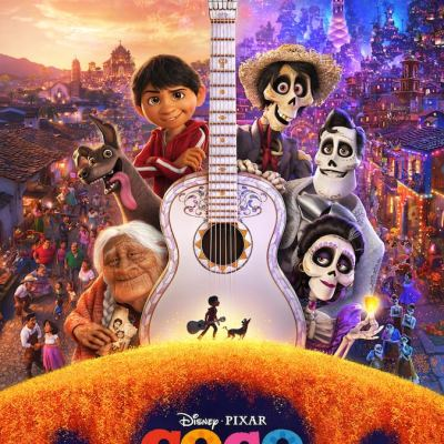 Free Printable Pixar Coco Coloring and Activity Pages