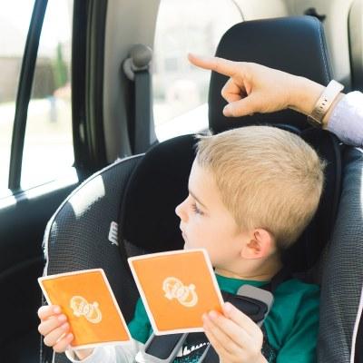 Free Printable Road Trip Games & Healthy Road Trip Snacks