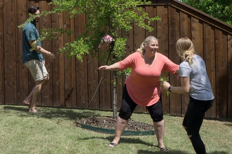 fun outdoor games for all ages