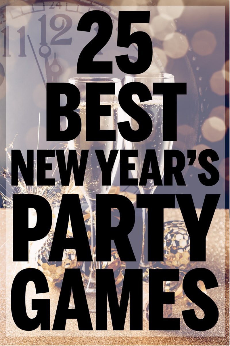 20 Of The Best New Year S Eve Games Play Party Plan
