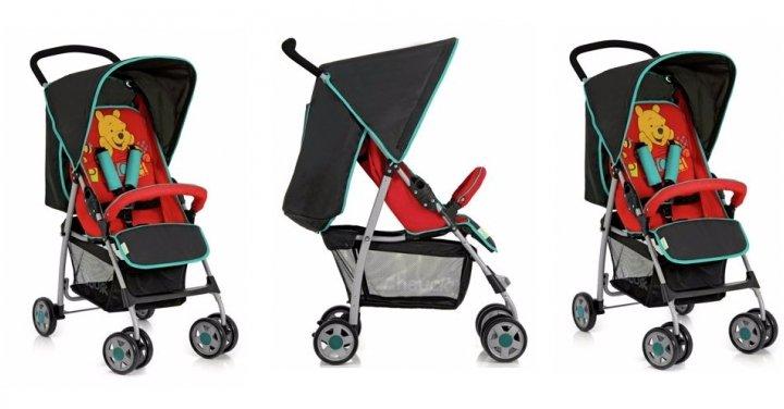 Winnie The Pooh Sport Stroller Pushchair 3499 Argos
