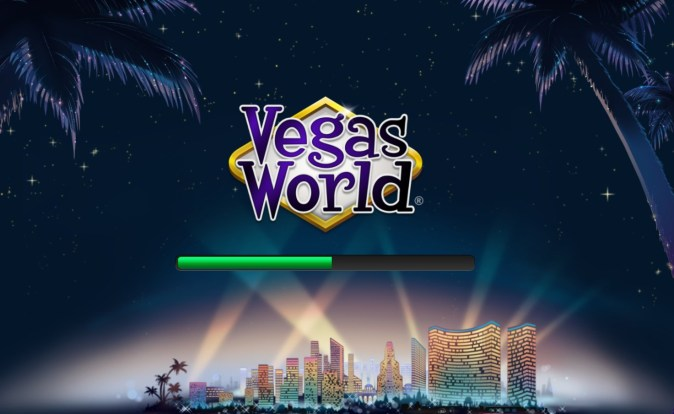 How to get started at Vegas World