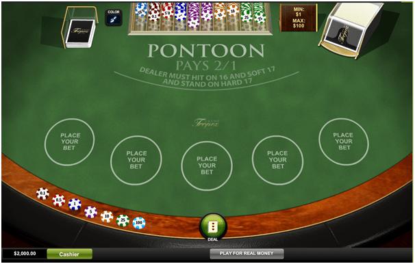 Pontoon blackjack difference kiss russian roulette перевод
