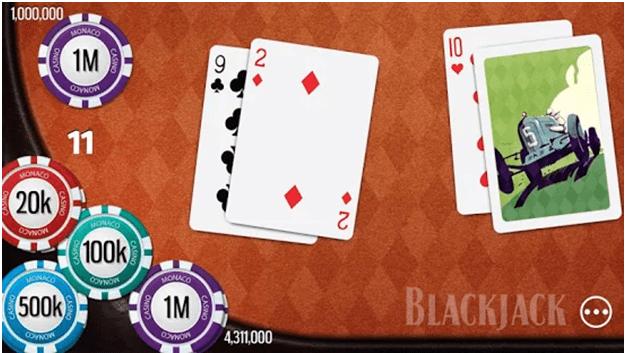 Pontoon blackjack difference