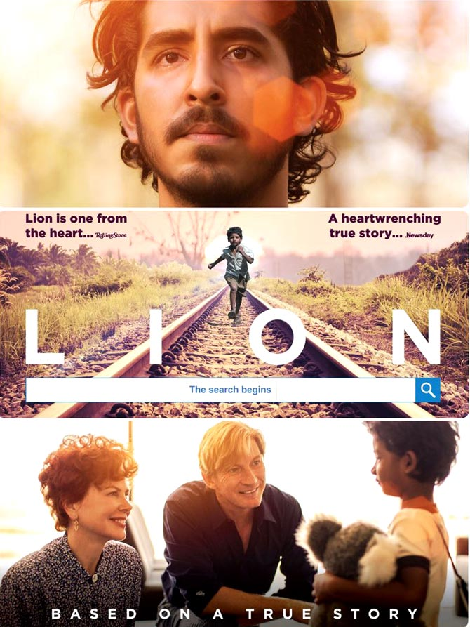 Review : Lion (Blu-Ray)