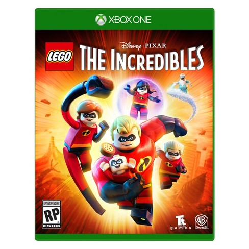 Review : Lego -The Incredibles