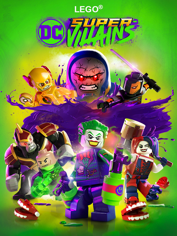 Review : LEGO DC Super Villains