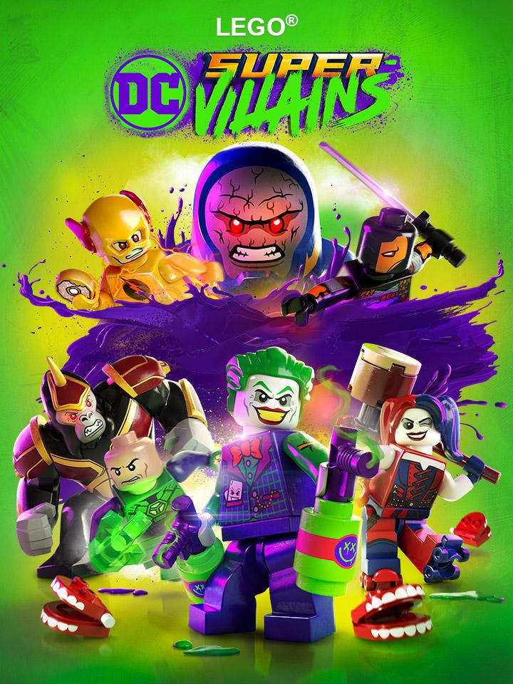 Review : LEGO DC Super Villains
