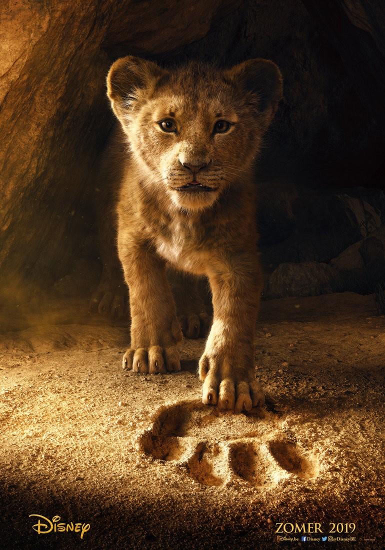 Ontdek de eerste trailer van Disney's THE LION KING!