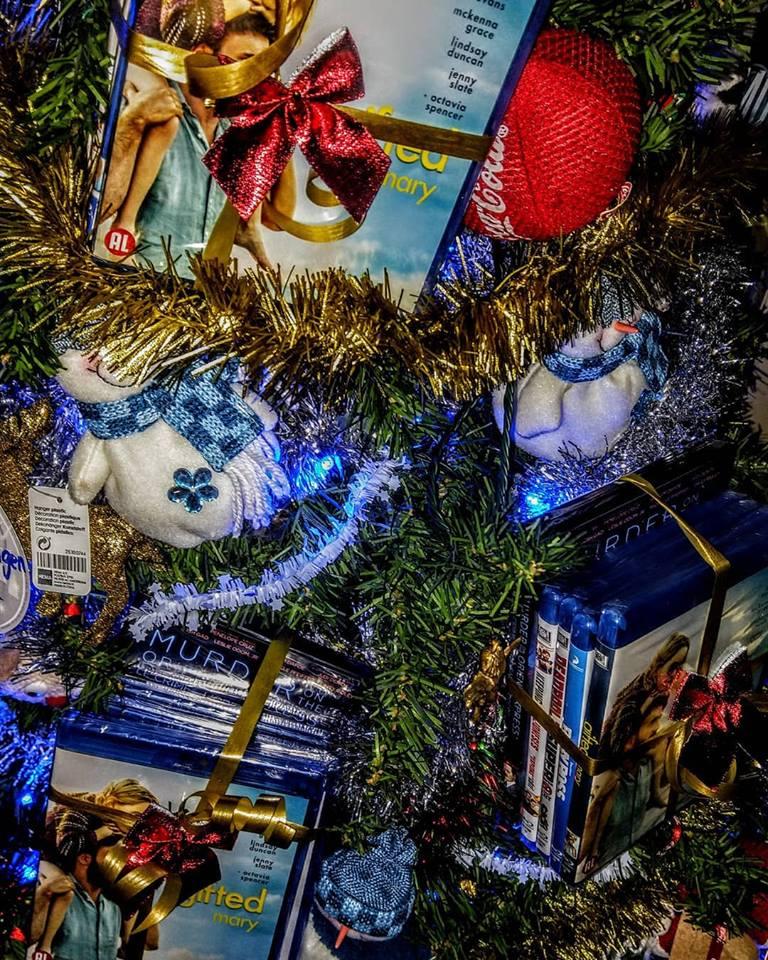 2de winnaar Kerst packet