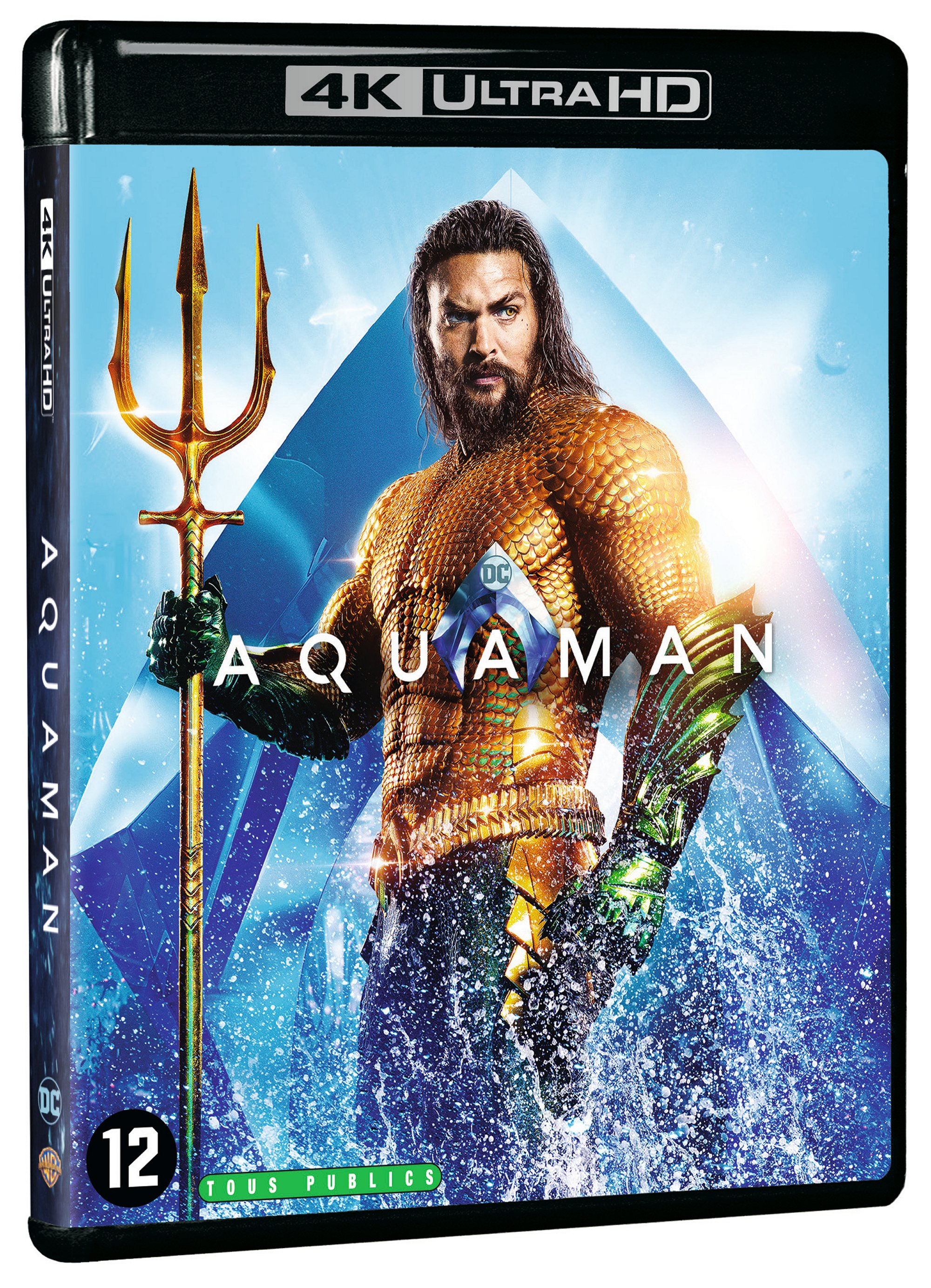 Review : Aquaman (BLURAY)