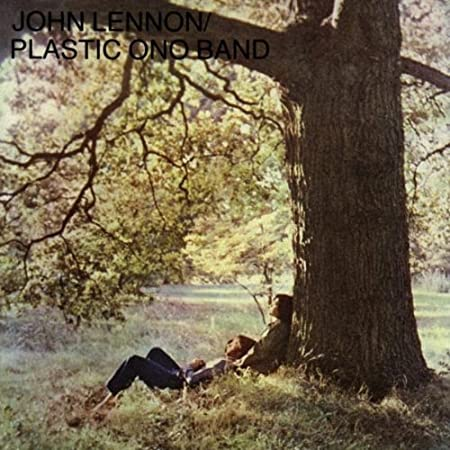 John Lennon/Plastic Ono Band: il primo album realizzato dopo lo scioglimento dai Beatles.