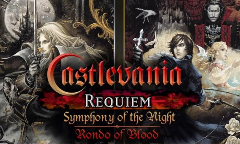 Resultado de imagem para castlevania requiem