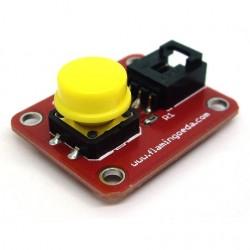 Arduino 電子積木 數位模組 大按鈕模組 常閉常開按鈕開關 - PlayRobot