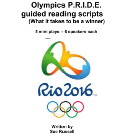 Olympic Pride guided reading