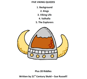 Viking Quizzes, Riddles & Jokes