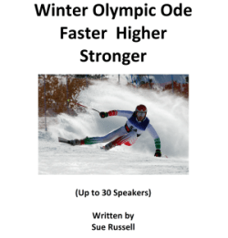 Winter Olympic Ode