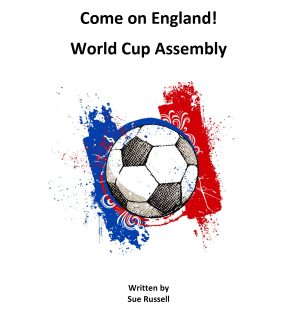 Come on England World Cup Football Assembly  How tough can it be for