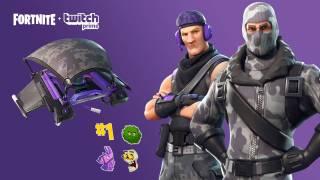 Du bonus pour Fortnite pour les abonnés Twitch Prime