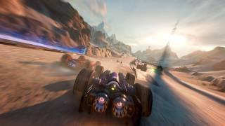 Une grosse mise à jour pour Grip Combat Racing sur consoles