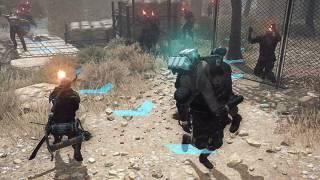 Un nouveau mode coop pour Metal Gear Survive