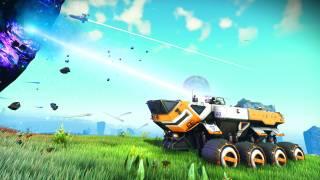 Grosse mise à jour et version Xbox One pour No Man's Sky