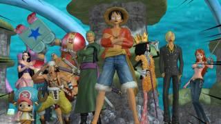 Encore une adaptation sur Switch avec One Piece Pirate Warriors 3