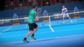 Les versions Switch et PC de Tennis World Tour arriveront avant Wimbledon