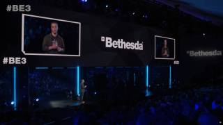 Conférence Bethesda E3 2018 – Une conférence frustrante