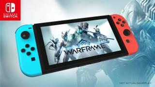 Warframe sort sur Nintendo Switch