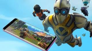 La bêta de Fortnite Battle Royale sur Android disponible pour certains